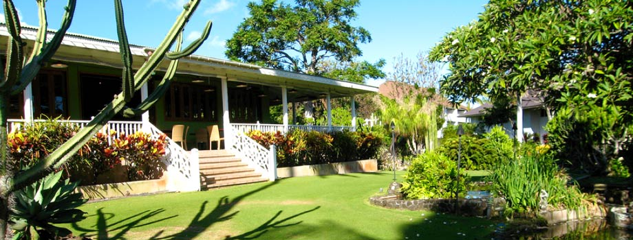 Kiahuna Plantation Plantation Garden Restaurant And Bar